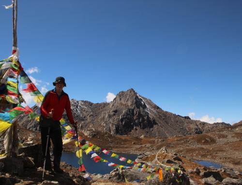 Trekking in der Region Helambu Gosainkund