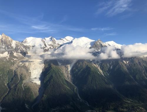 Wanderung um den Mont Blanc (Tour du Mont Blanc)